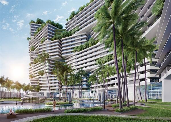 """Thị trường """"Second home"""" đặc biệt được chú trọng nhiều hơn tại Việt Nam, chủ đầu tư Nam Group luôn tập trung hướng đến sản phẩm nghỉ dưỡng mang giá trị bảo toàn và khác biệt."""