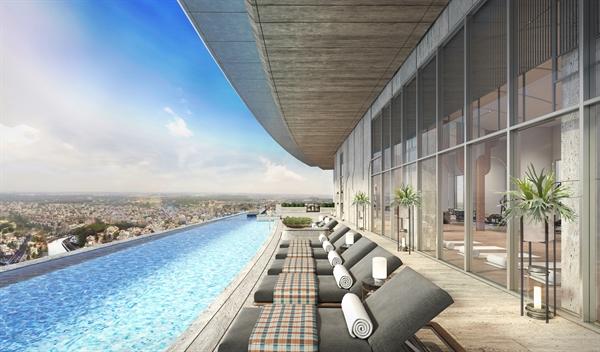 Lễ khởi công Dự án Grand Marina Saigon Quận 1. Ảnh: Masterise Homes