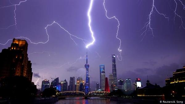 Thành phố Thượng Hải. Ảnh: Reuters.