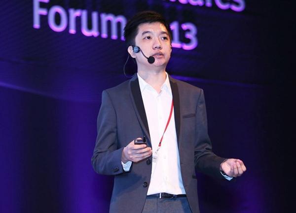 William Tanuwijaya (37 tuổi) hiện là một trong những doanh nhân trẻ tiêu biểu nhất của Indonesia. Ảnh: Twitter.