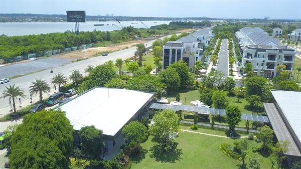 Khu đô thị sinh thái thông minh Aqua City đang là một trong những danh mục đầu tư không thể bỏ qua tại thị trường phía Đông TP.HCM