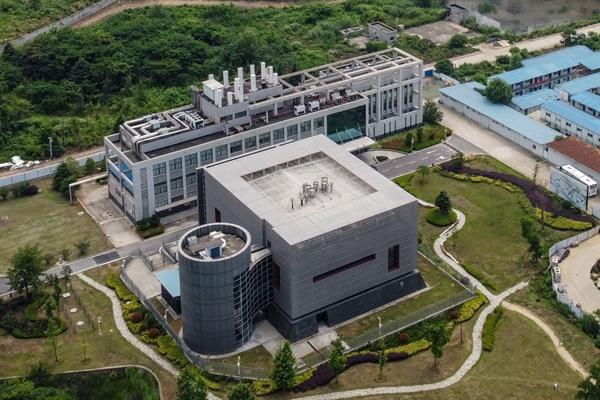 Viện Virus học Vũ Hán là nơi có một trong 2 phòng thí nghiệm An toàn sinh học Cấp độ 4 duy nhất ở Trung Quốc. Ảnh: AFP.