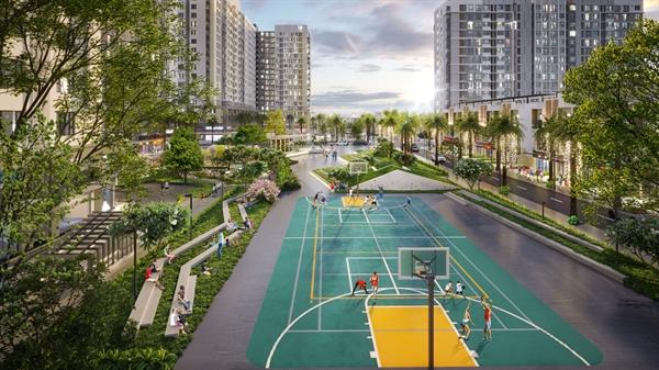 Picity High Park – thiên đường dành cho dân mê thể thao - Nguồn: Pi Group.