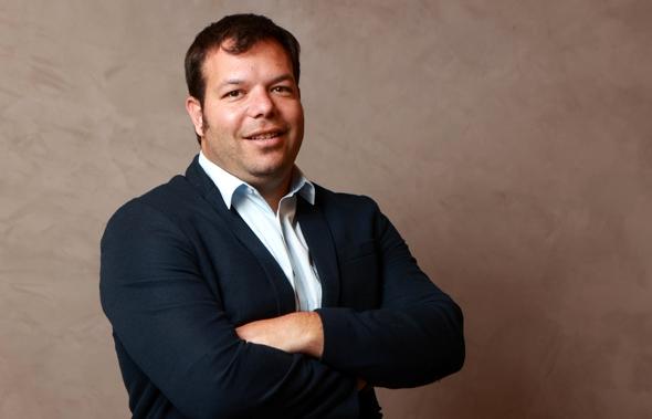 Người sáng lập và CEO của Verbit – ông Tom Livne. Ảnh: CTech.