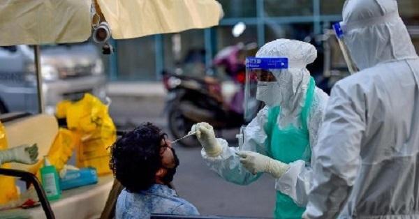Cơ sở điều trị COVID-19 lớn nhất ở Maldives có gần 300 giường và nguồn cung cấp oxy ổn định. Nhưng họ thiếu đội ngũ nhân viên y tế và lại phụ thuộc vào lực lượng lao động nước ngoài. Ảnh: AFP.