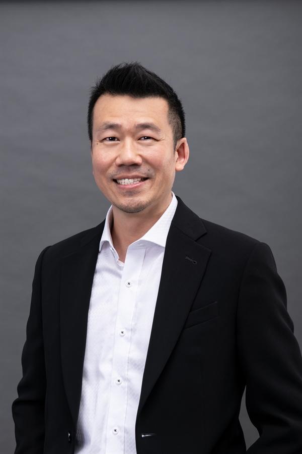 Ông Terry Tai, Giám đốc Kinh doanh HCL tại Đài Loan.