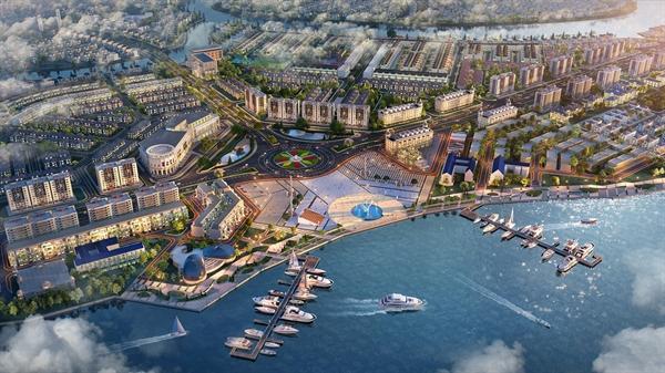 Tọa lạc ngay vị trí lõi trung tâm khu đô thị, Aqua Marina được quy hoạch như một tổ hợp vui chơi giải trí mua sắm đẳng cấp thỏa mãn lối sống đỉnh cao của cư dân và du khách thượng lưu.