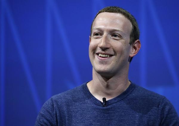 CEO Facebook – ông Mark Zuckerberg. Ảnh: The Anand Market.