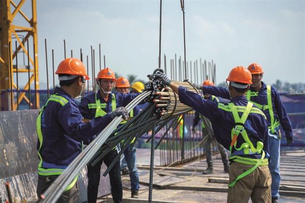 Công ty xây dựng Hoà Bình