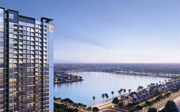 Masteri Waterfront được đánh giá là nơi đáng sống nhất giữa lòng đại đô thị Ocean Park.