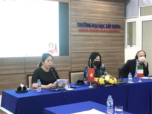 Bài thuyết trình của TS Lê Quỳnh Chi Chủ đề Tái sử dụng di sản công nghiệp từ góc nhìn đo thị bền vững