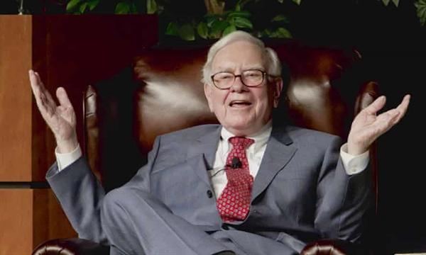 Tỉ phú Warren Buffett. Ảnh: The Guardian.