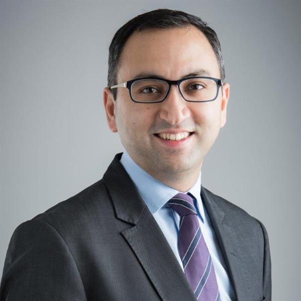 ông Gautam Bhandari, Phó Chủ tịch vùng, Phát triển khu vực APEC, Marriott International
