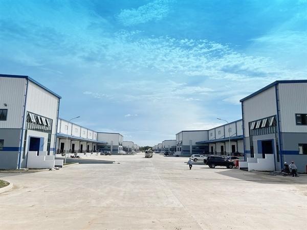 Dự án liên doanh tại Khu công nghiệp Mỹ Phước 4 dự kiến hoàn thành vào tháng 8.2021