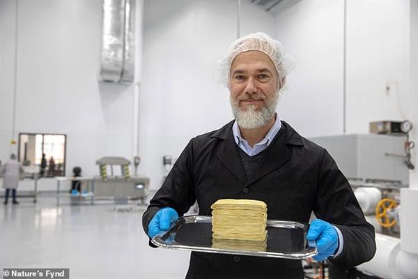 Các sản phẩm của Nature's Fynd được tạo ra bằng cách lên men một loại nấm được phát hiện lần đầu tiên tại những con suối thuộc Vườn quốc gia Yellowstone, Mỹ. Ảnh: Nature's Fynd.