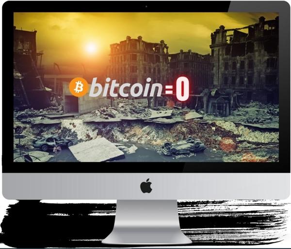 Giá trị của bitcoin sẽ trở thành 0 một khi các thợ đào từ bỏ. Ảnh: Medium.com.