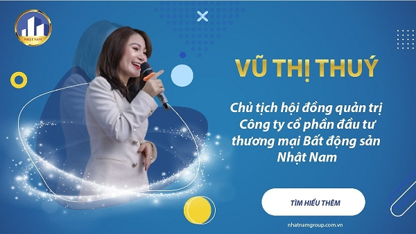 """Bà Vũ Thị Thuý đưa Nhật Nam Group """"vượt sóng"""