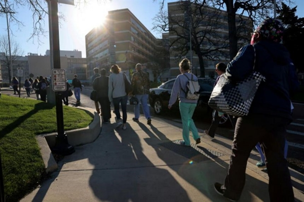 Mississippi là nơi có ổ dịch tính theo đầu người cao nhất ở Mỹ và tỉ lệ tiêm chủng thấp nhất. Ảnh: Reuters.