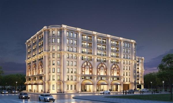 Hình minh họa dự án Ritz-Carlton Hàng Bài tại Hà Nội. Ảnh: Ritz-Carlton.
