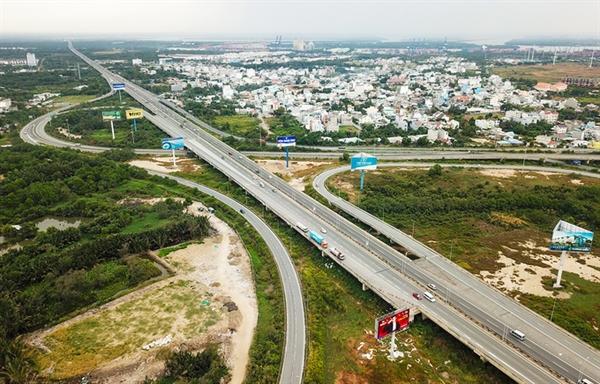 Cao tốc TPHCM – Long Thành – Dầu Giây sẽ được mở rộng từ 4 lên 8 làn xe