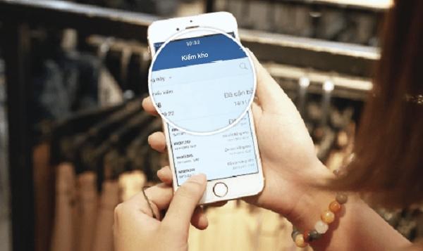 Phần mềm KiotViet mang giúp bạn chủ động trong việc nắm bắt thông tin hàng tồn kho.  Ảnh: KiotViet.
