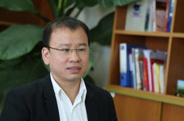 ông Nguyễn Hoàng Dương, Phó Vụ trưởng Vụ Tài chính ngân hàng, Bộ Tài Chính. Ảnh: VietnamFinance.