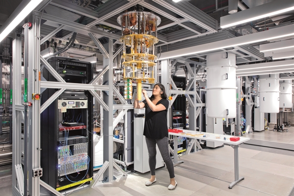 IBM tuyên bố sẽ cung cấp máy tính lượng tử 1.000 qubit vào năm 2023.