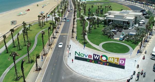 NovaWorld Phan Thiet (Bình Thuận) được xây dựng thành điểm đến du lịch chăm sóc sức khỏe và sức khỏe hàng đầu.