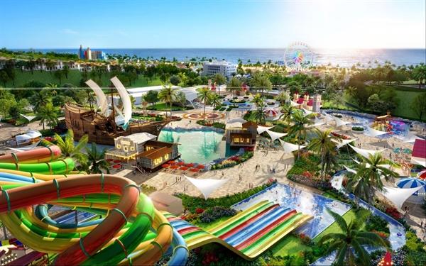 Siêu thành phố biển – Du lịch – Sức khoẻ NovaWorld Phan Thiet hứa hẹn là điểm đến hàng đầu cho loại hình du lịch sức khoẻ, wellness. Ảnh: phối cảnh.