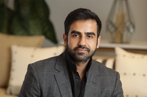 Người đồng sáng lập kiêm Giám đốc đầu tư Nikhil Kamath. Ảnh: AIJazeera.