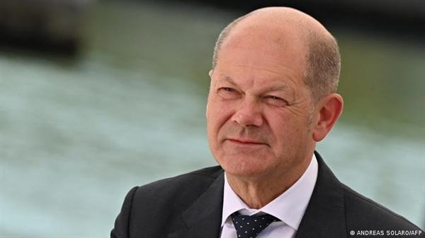Ứng cử viên thủ tướng Đức Olaf Scholz. Ảnh: AFP.