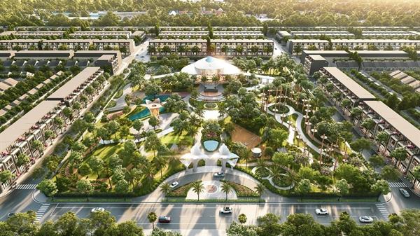 Dự án nhà ở trong tương lai đem lại lợi nhuận cao, phù hợp cho cả khách hàng chưa tích luỹ nhiều vốn.