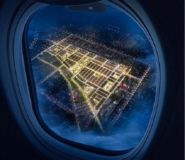 Gem Sky World, dự án đón đầu nhu cầu ở thực của khu đô thị sân bay vào năm 2025.
