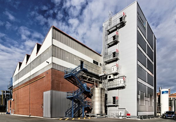 vonfram plant operated by Masan High-Tech Materials in Goslar, Germany. Photo: Masan
