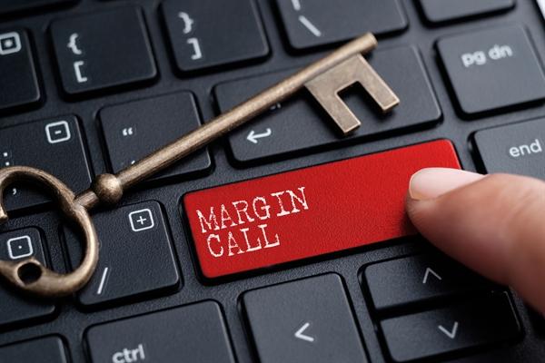 Có một nỗi ám ảnh mang tên call margin. Ảnh: DittoTrade