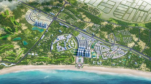 Nhơn Hội New City thu hút mạnh mẽ các nhà đầu tư landcation với tiềm năng tăng giá vô hạn.
