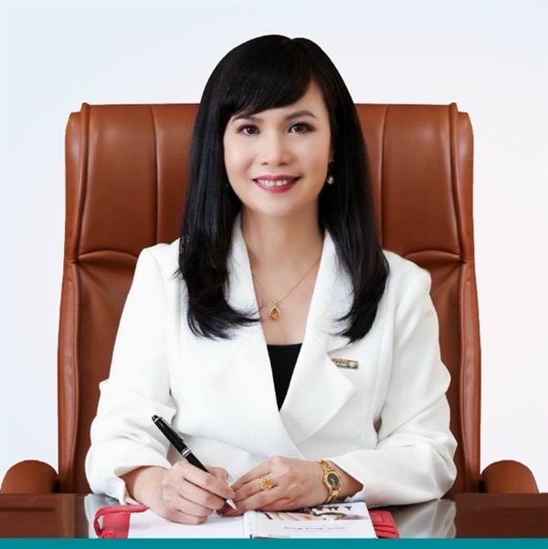 Bà Trần Tuấn Anh sẽ tiếp tục cùng HĐQT thực hiện các định hướng chiến lược của Kienlongbank trong thời gian tới. Ảnh: TL.