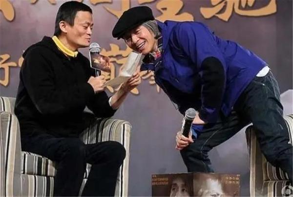tỉ phú Jack Ma đã đặt câu hỏi